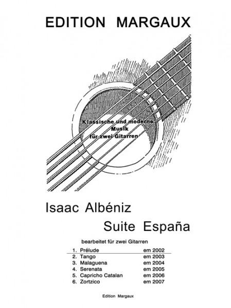 Prélude (Suite España, op. 165, No. 1)