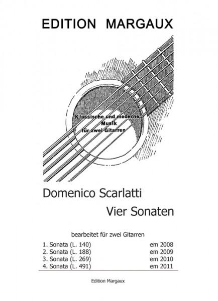 Sonata A-Dur (L. 491)