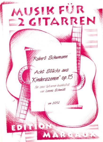 """Acht Stücke aus """"Kinderszenen"""" op. 15"""