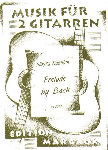 Prelude by Bach