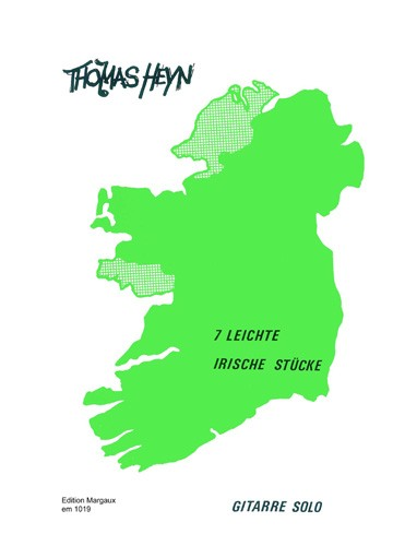 7 leichte irische Stücke