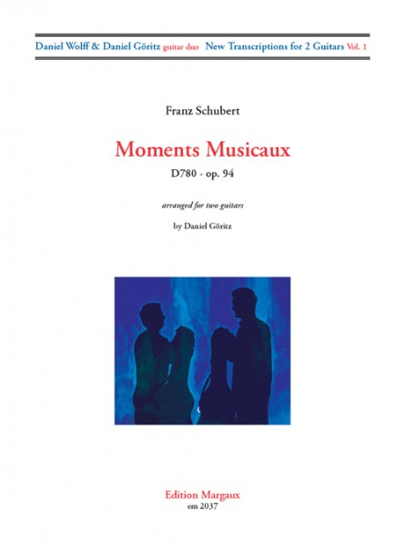 Moments Musicaux D780, op. 94