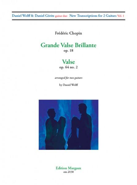Grande Valse Brillante op. 18 & Valse op. 64 no. 2