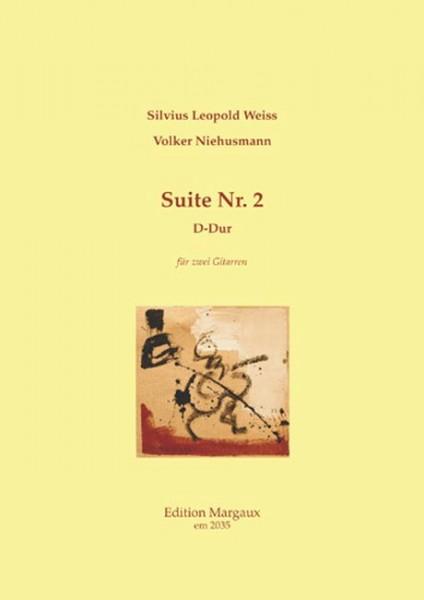 Suite Nr. 2 D-Dur
