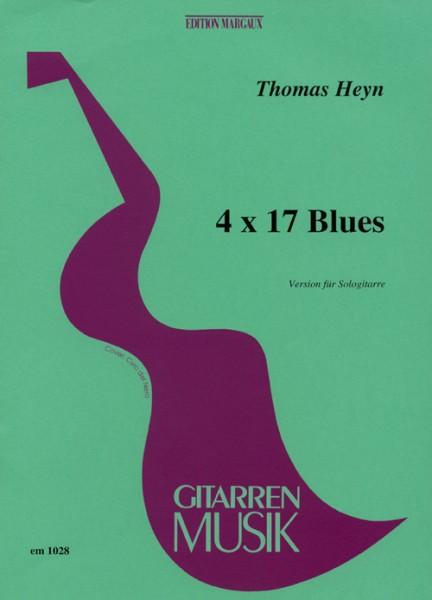 4 x 17 Blues