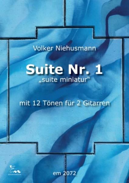 Suite Nr. 1