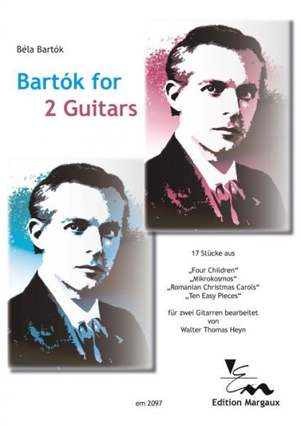 Bartók for 2 Guitars