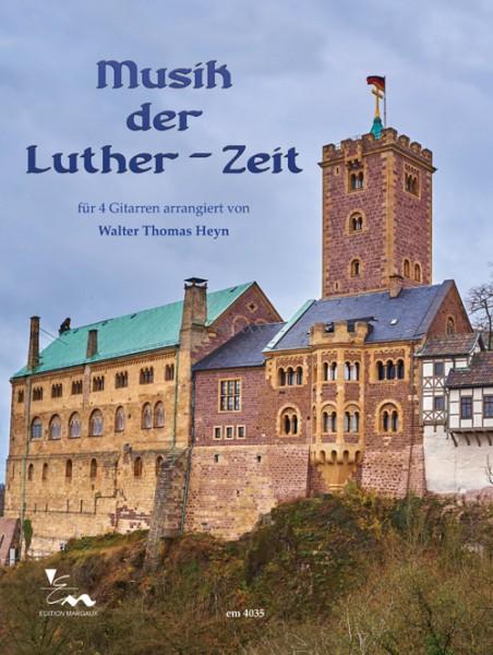 Musik der Luther-Zeit