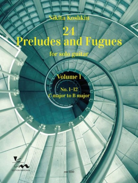 24 Preludes and Fugues