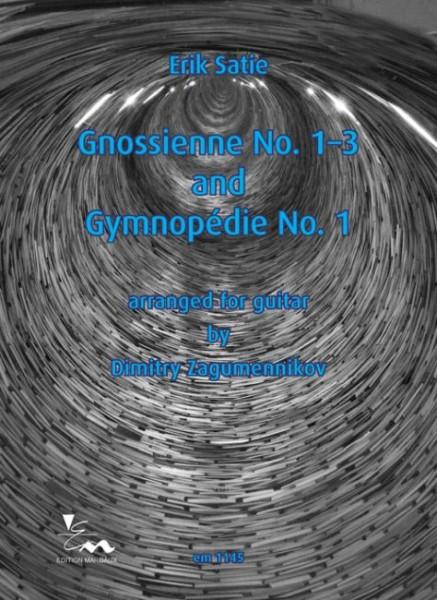 Gnossienne No. 1-3 and Gymnopédie No. 1