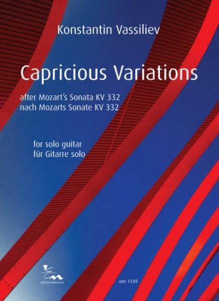 Capricious Variations