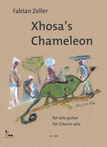 Xhosa's Chameleon