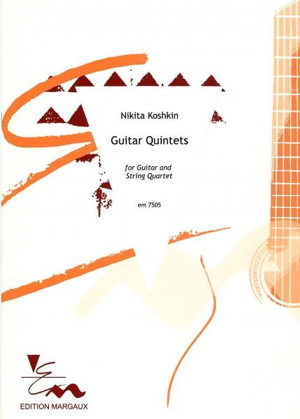 Guitar Quintets