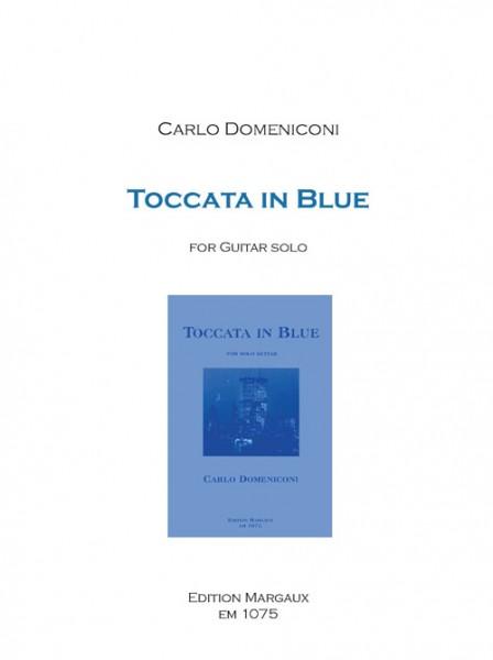 "Toccata """"in blue"""""