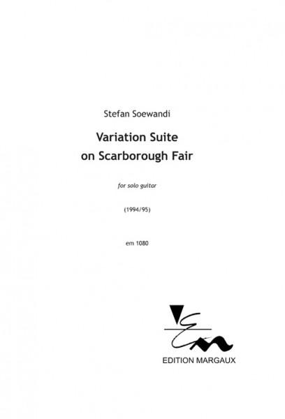 """Variation Suite on """"""""Scarborough Fair"""""""""""