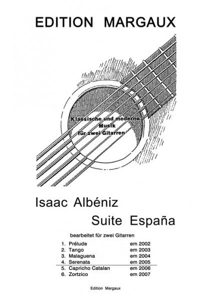 Serenata (Suite España, op. 165, No. 4)