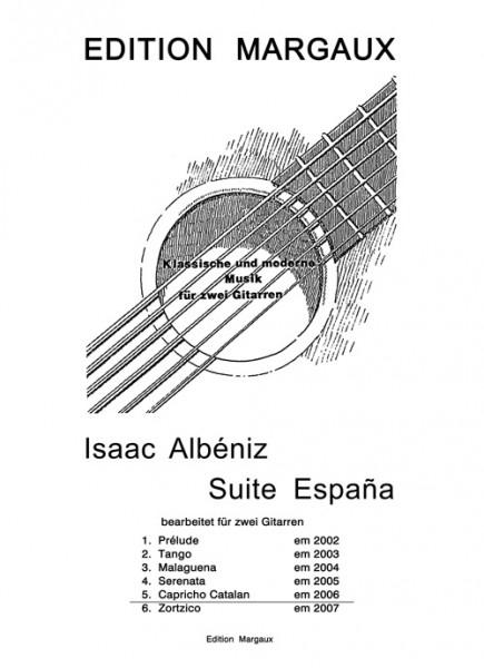 Capricho Catalan (Suite España, op. 165, No. 5)
