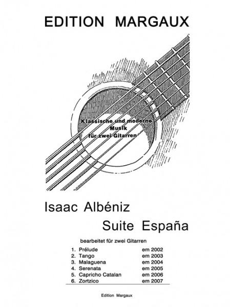 Zortzico (Suite España, op. 165, No. 6)