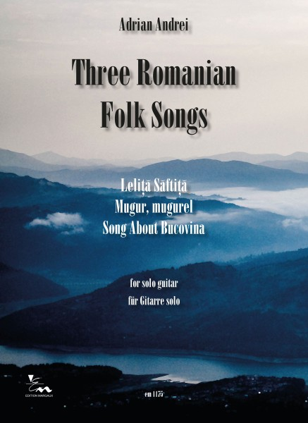 Three Romanian Folk Songs