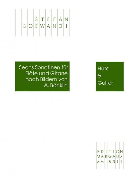Sechs Sonatinen nach Bildern von A. Böcklin